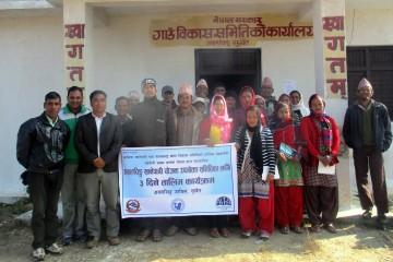 Rural Water Supply & Sanitation Improvement project (RWSSIP)