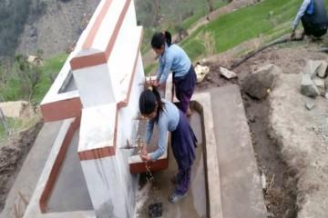 Rural Village Water Resource Management Project (RVWRMP)