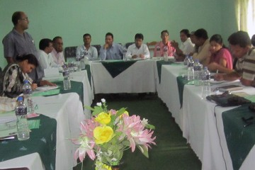 Social Accountability of Local Government (SALG) Joint venture with COMAT
