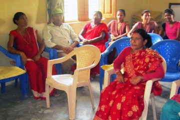 Self-Help Projects  for Displaced People (SPDP)