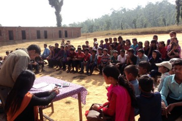 Action for Social Inclusion of Children Affected by Armed Conflict in Nepal (ASIC)