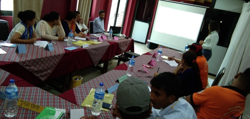Nepal Disaster Risk Reduction Project